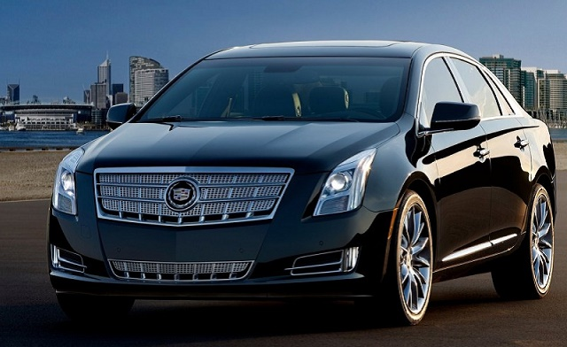 Cadillac XTS Luxury Sedan chauffeur services