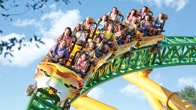 Busch gardens tampa bay for Best day go busch gardens tampa