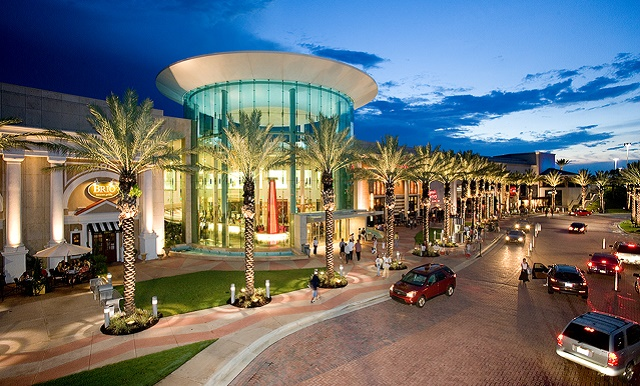 The Mall at Millenia Trasportation chauffeur services