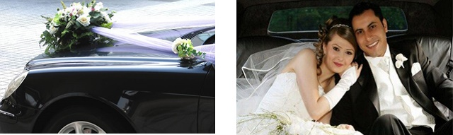 Rent car for wedding in Orlando, Florida