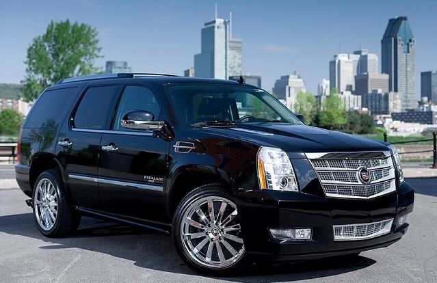 Cadillac SUV Platinum
